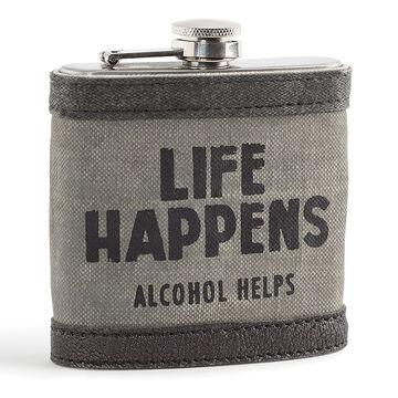 Mona B Life Flask