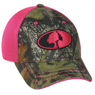 Outdoor Cap Women's Mossy Oak Obsession/Pink Hunting Cap