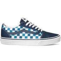 Vans Men's Ward Checkerboard Canvas Sneaker