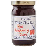 Maine Maple Red Raspberry Jam - 10 oz.