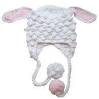 Huggalugs Infant/Toddler Lambkin Beanie Hat