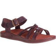 Chaco Women's Fallon Leather Sport Sandal