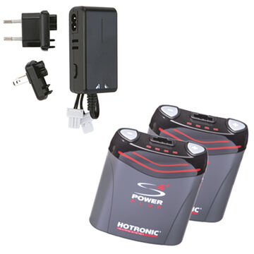 Hotronic Foot Warmer Power Set S4+