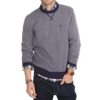 Southern Tide Men's Pacific Twill Crewneck Sweater