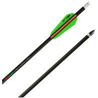 TenPoint Pro-V22 Carbon Crossbow Arrow w/ Alpha-Nock - 6 Pk.