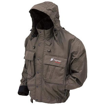 Frogg Toggs Mens Toadz Hellbender Wading & Fly Jacket