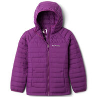 Columbia Girl's Powder Lite Hooded Jacket