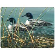 Rivers Edge Loons Cutting Board