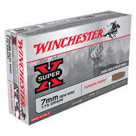 Winchester Super-X 7mm Remington Mag 175 Grain Power-Point Rifle Ammo (20)