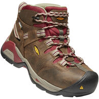 Keen Women's Detroit XT Mid Steel Toe Waterproof Work Boot