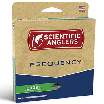 Scientific Anglers Frequency Boost WF Floating Fly Line