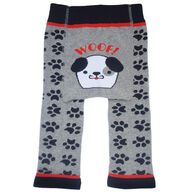 Huggalugs Infant/Toddler Puppy Knit Pant
