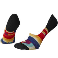 SmartWool Women's Curated Retro Stripes No Show Sock