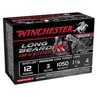 "Winchester Long Beard XR 12 GA 3"" 1-7/8 oz. #4 Shotshell Ammo (10)"