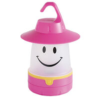 Time Concept Smile LED Lantern - Raspberry