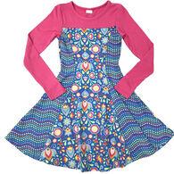 Chooze Girls' Lead Dress