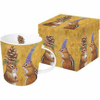 Paperproducts Design Chipmunk Courtship Mug