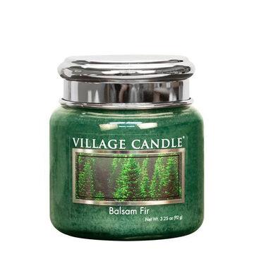 Village Candle Petite Glass Jar Candle - Balsam Fir