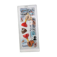 Hog Wild Sticky The Plunger w/ Sticky The Poo + Target Pack