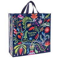 Blue Q Women's Random Crap Shopper Bag