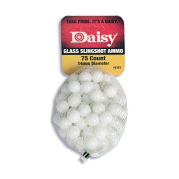 Daisy PowerLine Glass Slingshot Ammo (100)