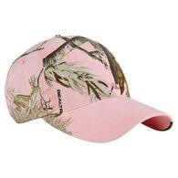 DRI DUCK Traders Women's Pink Camo Twill Hat