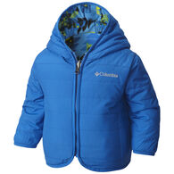 Columbia Infant/Toddler Boys' & Girls' Double Trouble Insulated Omni-Shield  Jacket