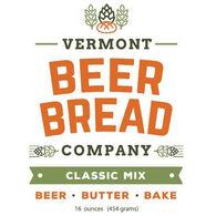 Halladay's Harvest Barn Vermont Beer Bread Company Classic Beer Bread Mix