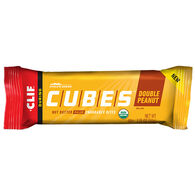Clif Cubes Endurance Bites Double Peanut Training Snack