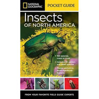 National Geographic Pocket Guide to Insects of North America by Arthur V. Evans