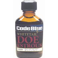 Code Blue Whitetail Doe Estrous Deer Attractant
