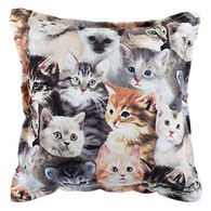 """Paine Products 6"""" x 6"""" Cats Balsam Pillow"""