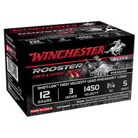 "Winchester Rooster XR 12 GA 3"" 1-1/4 oz. #5 Shotshell Ammo (15)"