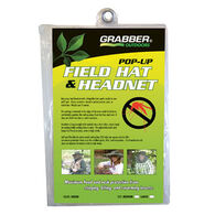 Grabber Pop-Up Field Hat and Headnet