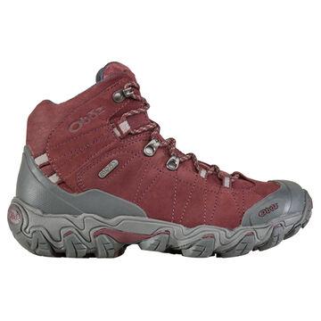 Oboz Womens Bridger Mid Waterproof Hiking Boot