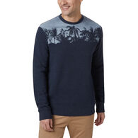 tentree Men's Palm Classic Crew Long-Sleeve Shirt