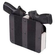 BenchMaster WeaponRAC 2-Pistol Weapon Rack w/ Velcro Hook