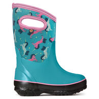 Bogs Girls' Classic Unicorn Waterproof Insulated Winter Boot