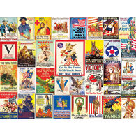 White Mountain Jigsaw Puzzle - World War I Posters
