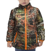 Trail Crest Toddler Boys' & Girls' Lightweight Ultra Thermic Puffer Jacket