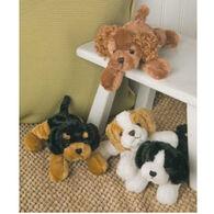 Mary Meyer Pesky Pups Plush Stuffed Animal