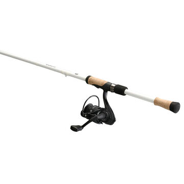 13 Fishing Code White Saltwater Combo