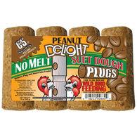 C&S Peanut Delight No Melt Suet Dough Plugs Bird Food
