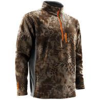 Nomad Men's Southbounder Camo Quarter Zip Fleece Jacket