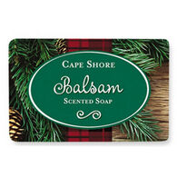 Cape Shore Balsam Scented Bar Soap