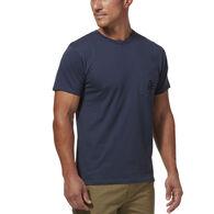 Royal Robbins Men's Beyond the Map Block Stamp Pocket Short-Sleeve T-Shirt