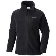 Columbia Women's Benton Springs Full-Zip Fleece Jacket - Petite