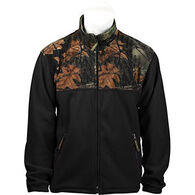 Trail Crest Men's Chambliss Camo Fleece Jacket