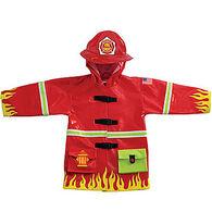 Kidorable Boys' & Girls' Fireman Raincoat