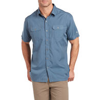 Kuhl Men's Big & Tall Response Short-Sleeve Shirt